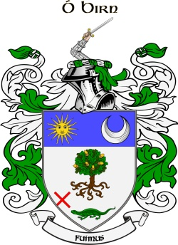 BURNS family crest