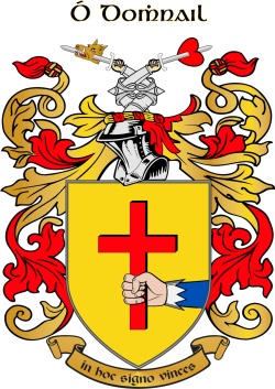 O'DONNELL family crest