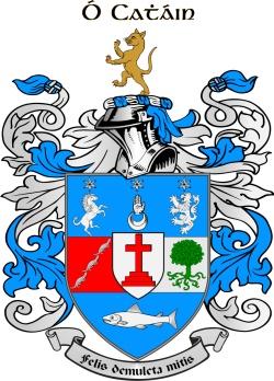 KEAN family crest