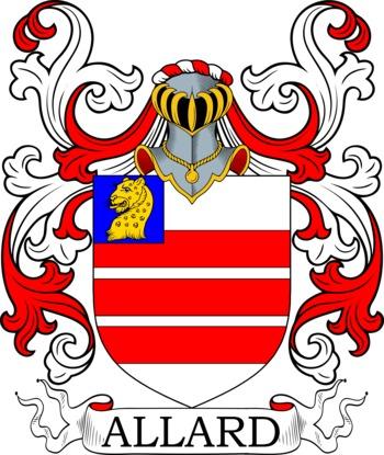 ALLARD family crest